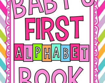Baby's First ABC Book