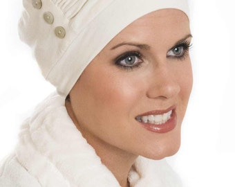 Synergy Sleep Cap for Women in Luxury Bamboo by Cardani®