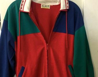 Vintage 90s Zip-Up