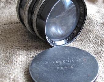 ANGENIEUX  90MM, f 1.8 - Type P1, EXAKTA MOUNT (205555)