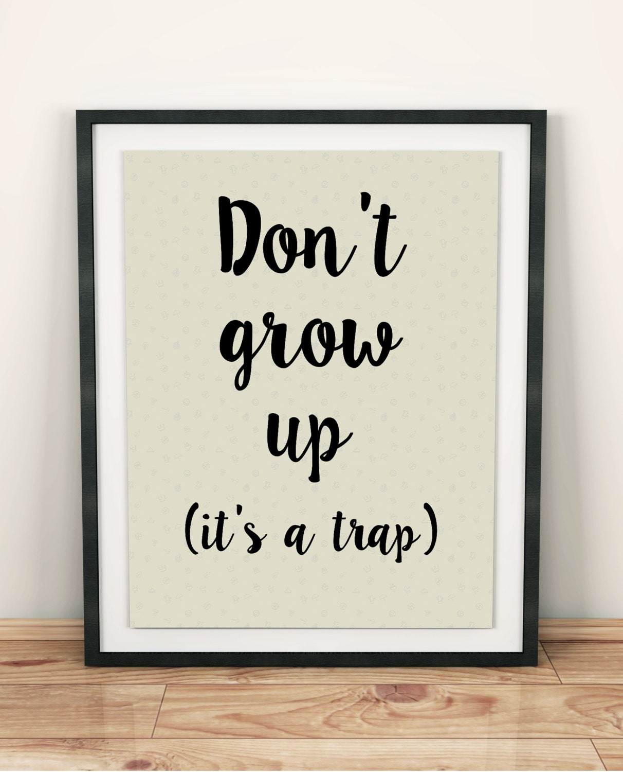 Poster Nursery Poster Quote Illustration Kids Travel Kids