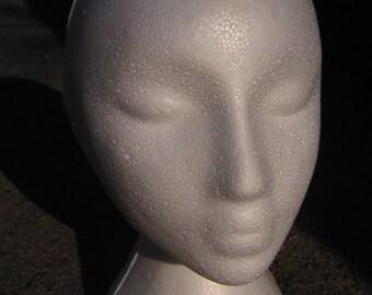 Female Mannequin Head Slightly Damaged Sale