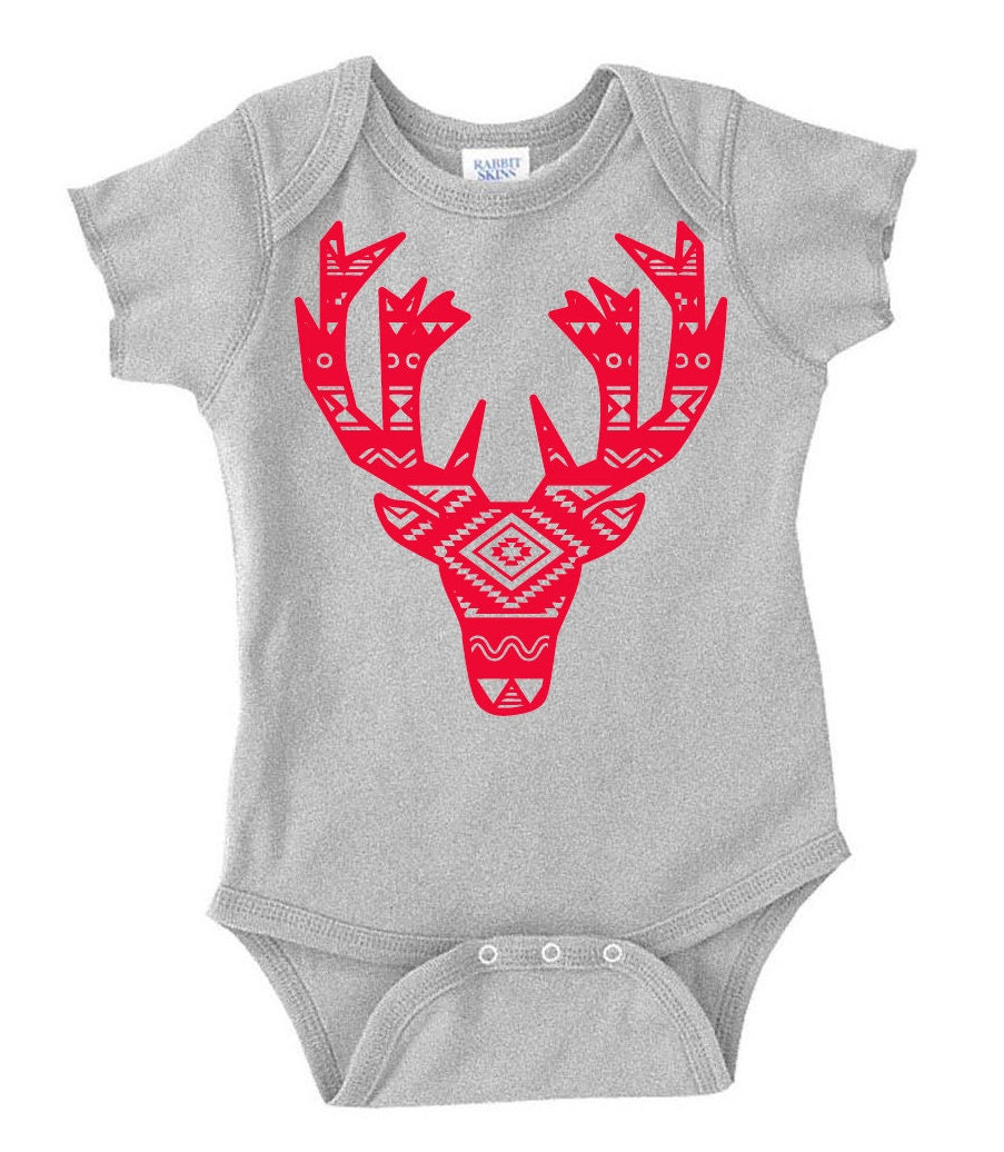 Baby Christmas Onesie - Cute Baby\'s First Christmas - Baby Christmas ...