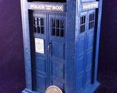 TARDIS Coin Bank