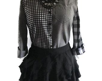 black skirt ruffle skirt black ruffle skirt ruffled black skirt with ruffles