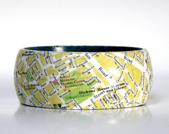 Bangles LONDON city map