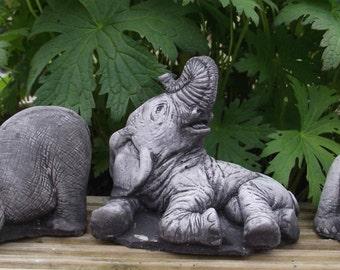 The 3 piece Small Elephant Set