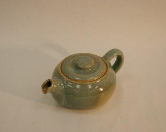 The Blue Teapot