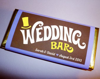 personalized chocolate bar wrappers template - willy wonka birthday party wonka bar golden ticket
