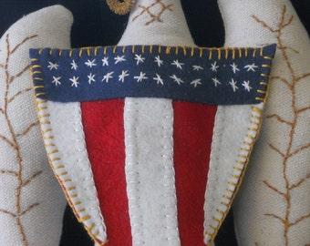 American eagle decor, Americana,  patriotic decor