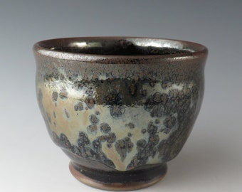 Oil-Spot Tea Bowl ( 330)
