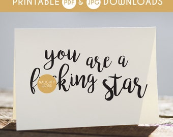 well done card, congrats card, well done printable card, congrats printable card, funny congrats card, funny well done card