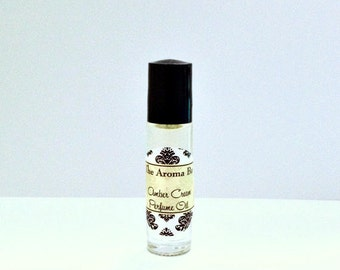 Amber Cream Perfume Oil Roll-On