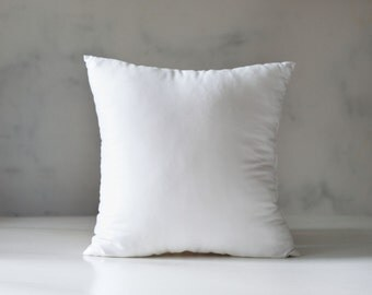 Pillow insert custom size 14x14 16x16 18x18 inch   0126