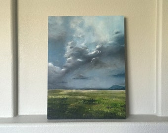 Original Painting of Clouds