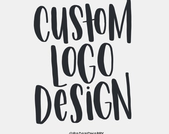 Logo Design // Custom Handlettered