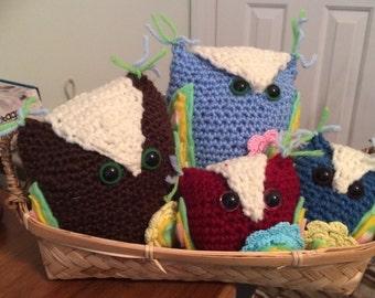 A hoot of Owls