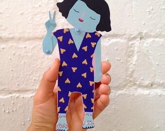 Moveable Paper Kawaii | Fashion Sweets