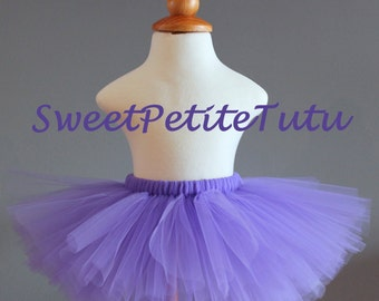 Lavender tutu, Purple tutu, Purple, Preemie, Newborn to 14/16 teen, Birthday tutu, girls tutu, baby tutu, newborn tutu, Preemie tutu