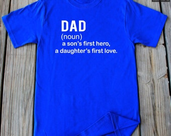 Dad T-Shirt Dad Shirt Father's Day Shirt Dad Shirt Daddy T-Shirt Gift For Dad Father's Day Gift Daddy Shirt Father Shirt Daddy T-Shirt