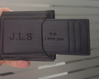 mens wallet, wallet, leather wallet, fathers day gift, anniversary gifts for men, personalized wallet, christmas, men's wallet, gift for men