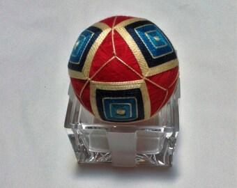 God's Eye Temari ball