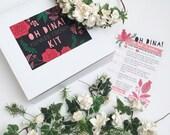 White DIY Flower Crown,  Ivory Flower Crown, DIY Bridal Headpiece, DIY Wedding Flower Crown, White Floral Halo, White Bridal Crown