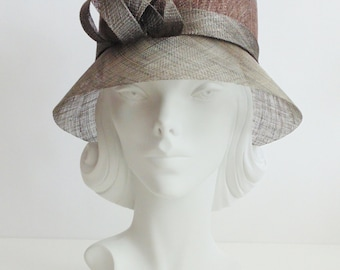 Duchess  - black hat from sinamey .