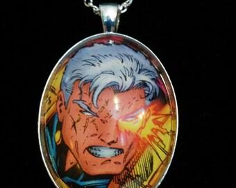 Marvel X-Men Cable Large Pendant