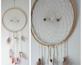 Handmade Bohemian Dreamcatcher