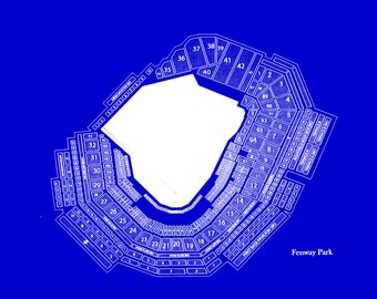 Boston Red Sox Fenway Park - #359