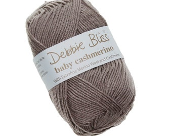Debbie Bliss - Baby Cashmerino - #096 DUCK  - Baby 50g / 125m
