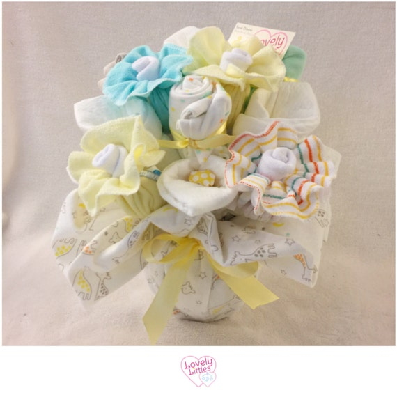 Baby Gifts For Gender Neutral : New baby gift basket gender neutral