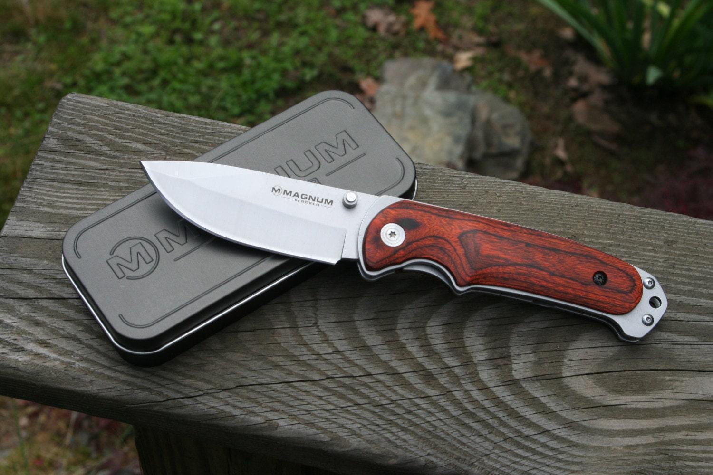 Grav boker magnum couteau couteaux pliants de qualit - Couteau de qualite ...