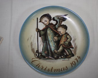 Christmas in 1974 'The Guardian Angel'