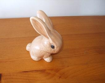 Sylvac classic fawn rabbit/ bunny rabbit