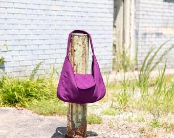Organic Shoulder Bag ~ Savanah