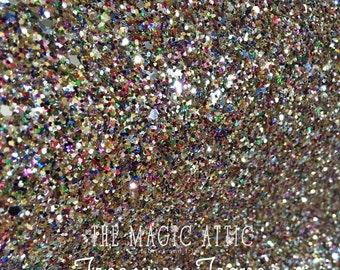 Treasure Trove - Super Chunky Glitter Fabric