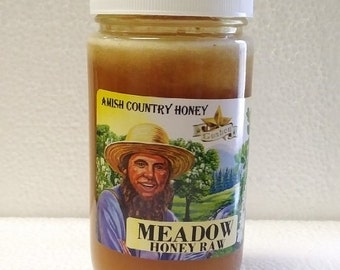MEADOW HONEY RAW
