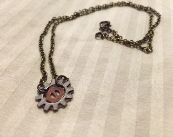 Hardware necklace