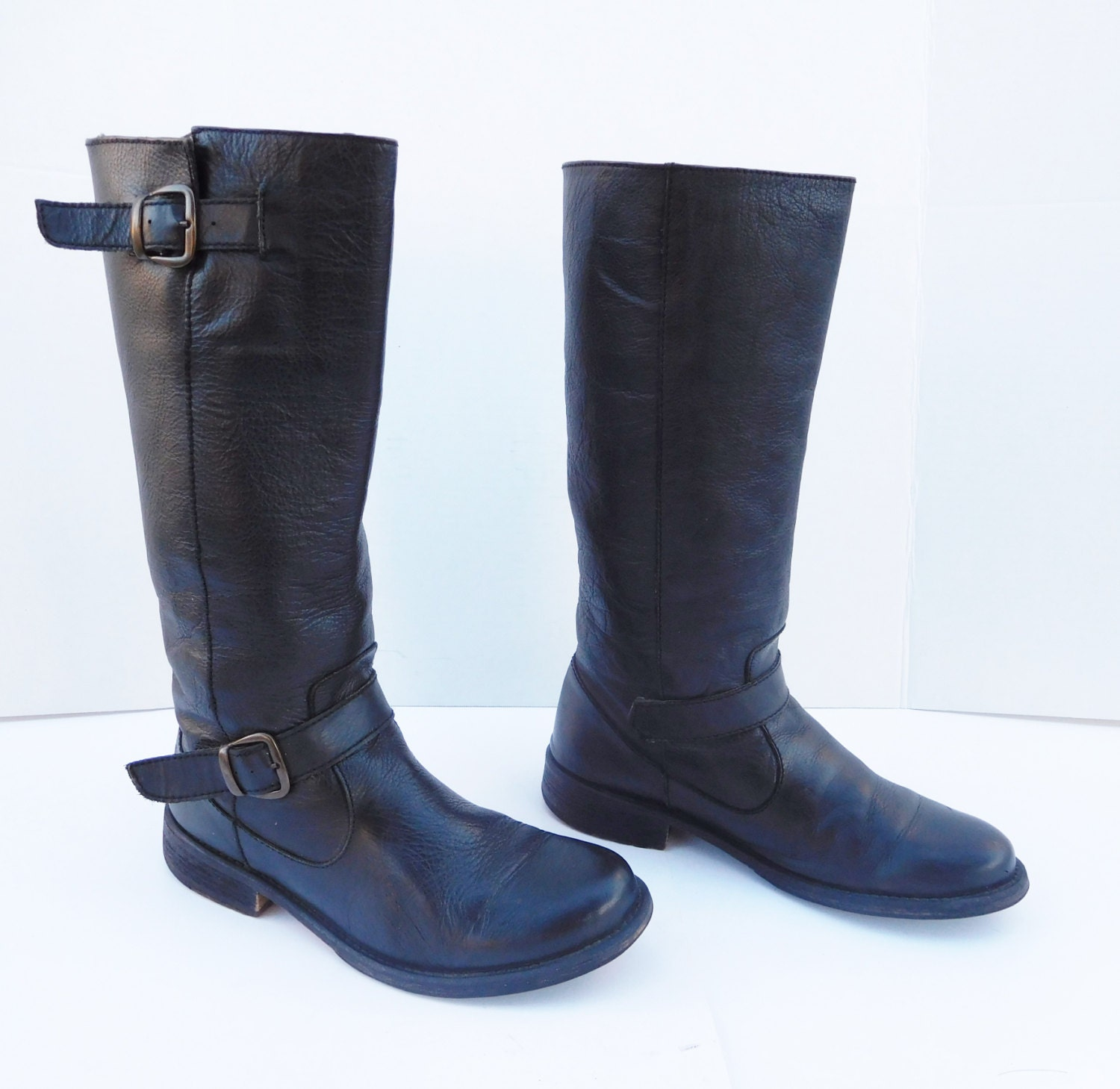 Wwii Double Buckle Boots Il Fullxfull Ano