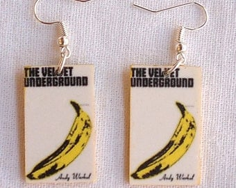 The Velvet Underground & Nico Earrings