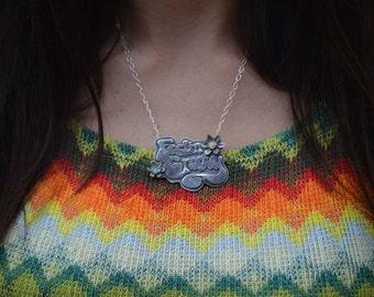 Feelin Groovy pendant