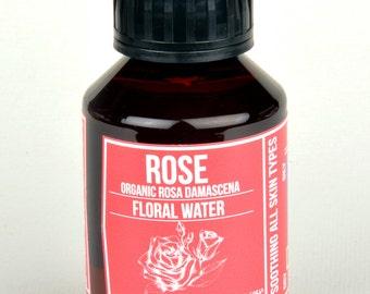 Bulgarian Rose Water 1 x 100ml New Packaging