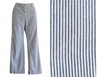 1990s railroad stripe engineer pants from J. Crew SIZE 4