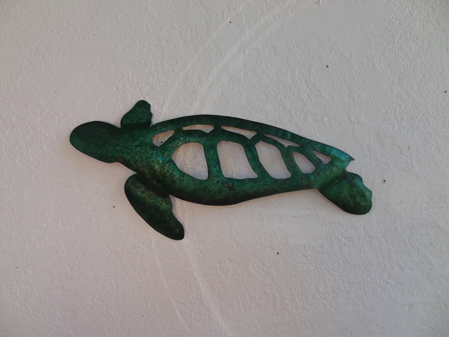 Sea turtle turtle metal turtle home decor turtle Turtle decorations for home