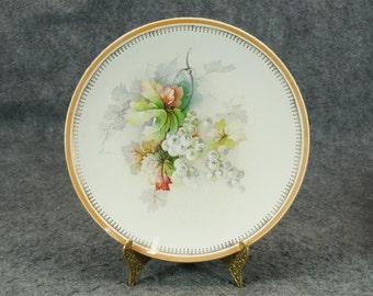 The Trenle China Co. Dinner Plate C. 1940-50s