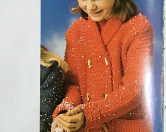 Mon tricot knit crochet magazine for babies babies from 3 24 the best of mon tricot knit crochet for children 3 to 10 years spring 1976 plenty of great knitted jacket patterns for kids fandeluxe Image collections