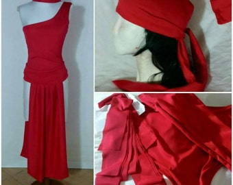 ELEKTRA Marvel dress
