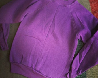 Vintage Lilac Youth 10-12 Sweatshirt
